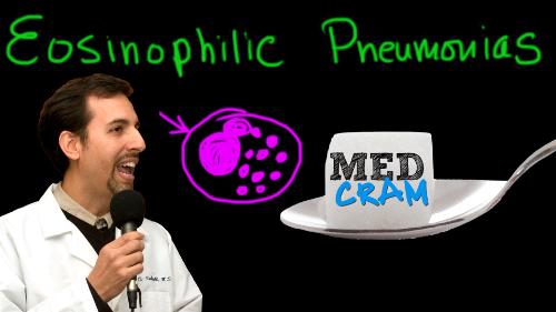 Medical Video on Eosinophilic Pneumonia