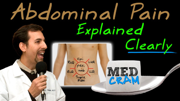 Abdominal Pain medical lecture thumbnail