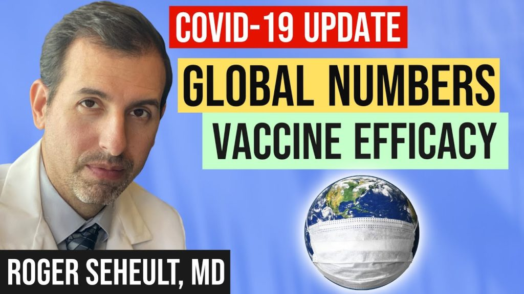 MedCram's Dr. Seheult on COVID-19 vaccine, Johnson & Johnson pause, and global numbers